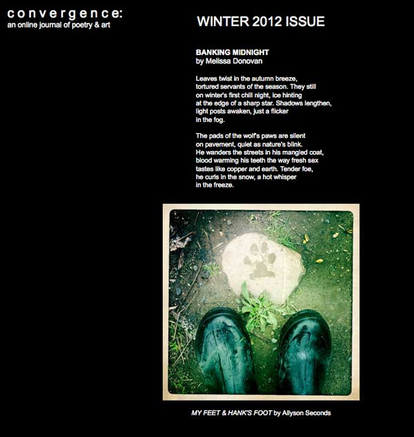 convergence winter 2012